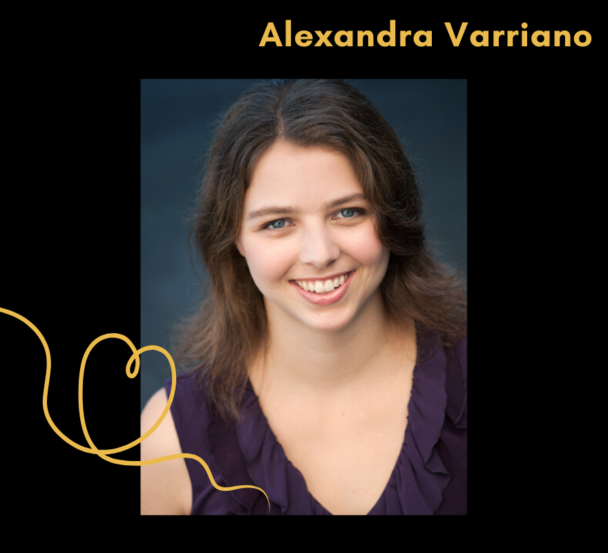Golden Thread Womxn Actor Alexandra Varriano